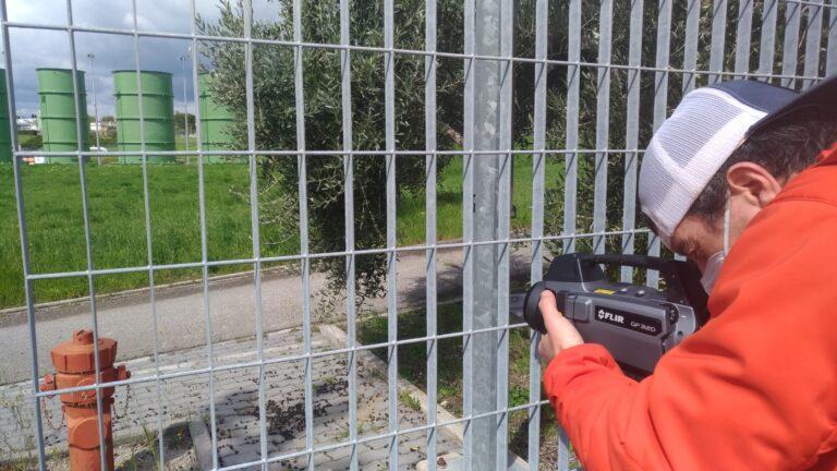 Metano, NGO statunitense in Abruzzo per monitorare le perdite dagli impianti VIDEO