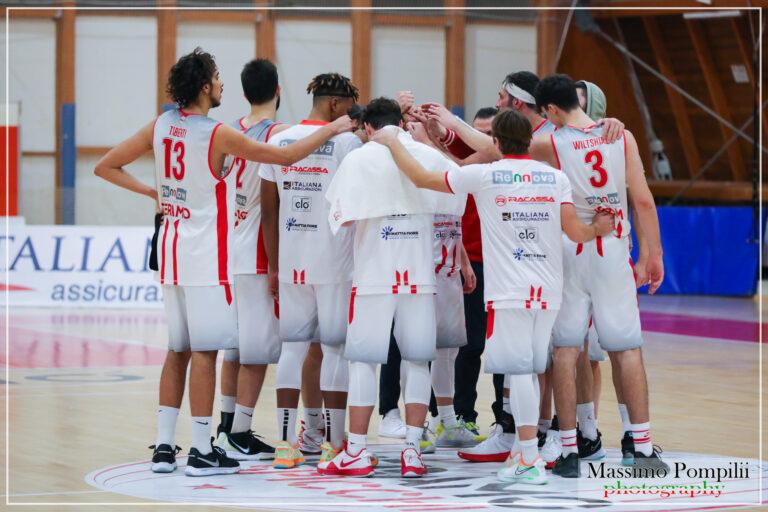 Basket, serie B: altra sconfitta per la Teramo a Spicchi