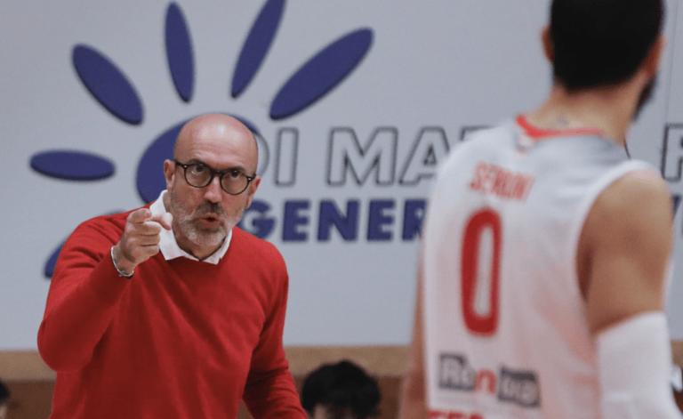 Basket, ora per la Rennova Teramo si fa dura: sotto 2-0 nel playout contro Civitanova