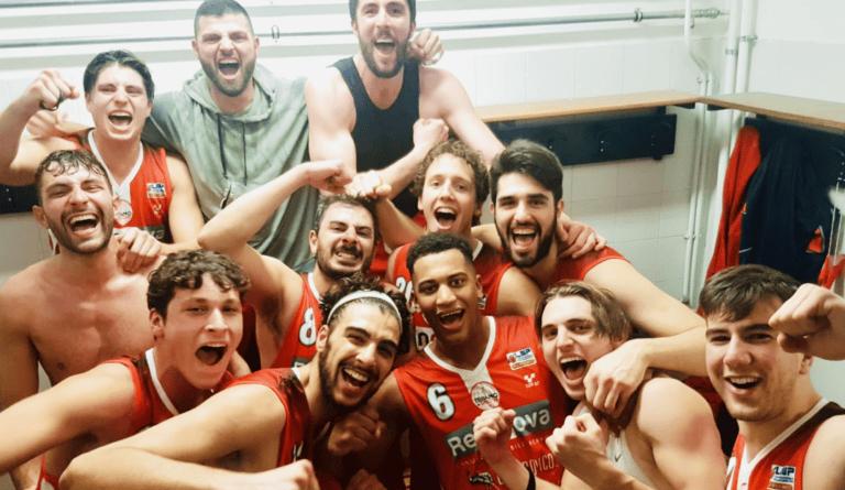 Basket, la Rennova Teramo risponde presente nel momento più atteso: battuta Padova (92-104)