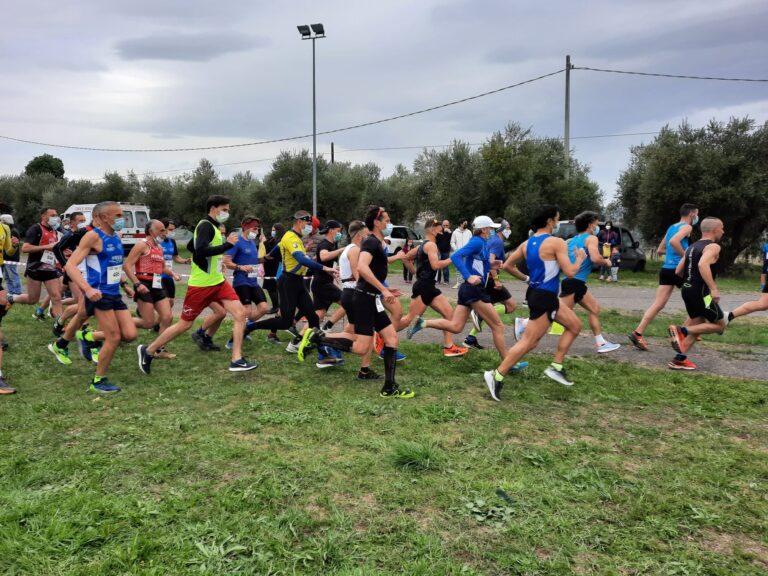 Corsa campestre, Stracittadina di Scerni a prova di Covid per il campionato regionale Uisp