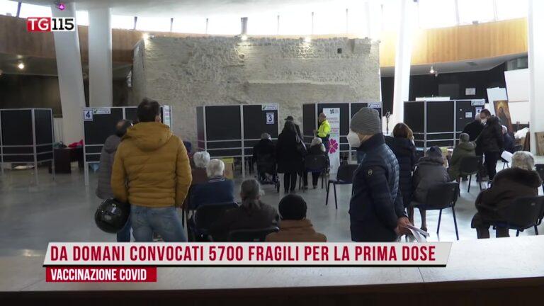 TG Web Abruzzo 7 aprile 2021 – R115 VIDEO