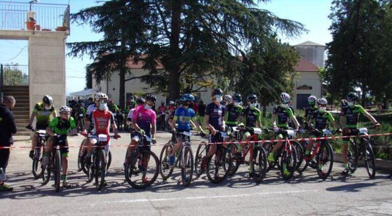 Mountain bike, Trofeo Accademia della Ventricina a Scerni: edizione dei record con 300 partecipanti