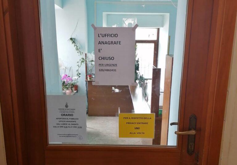 Controlli e quarantene al Comune di Sant'Omero: l'intervento