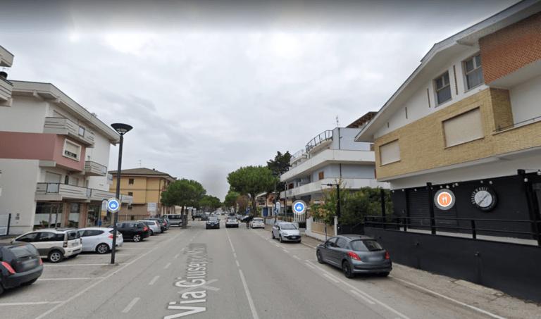 """Alba Adriatica, viale Mazzini: """"serve nuova condotta delle acque"""""""