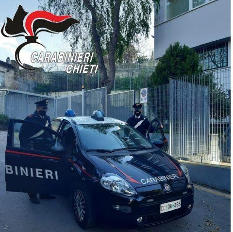 Francavilla, spaccia in 'smart working': arrestato dai Carabinieri