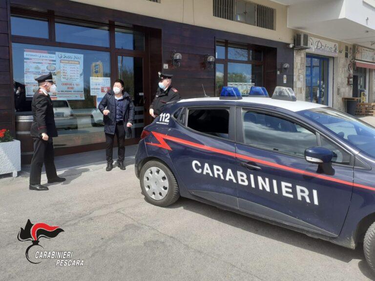 """Spoltore, ladro """"seriale"""" identificato e denunciato dai Carabinieri"""