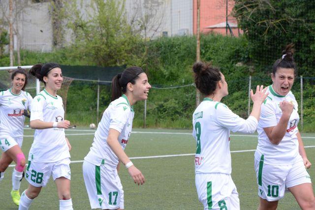 Il Chieti Calcio Femminile pareggia con l'Apulia Trani e perde la testa della classifica