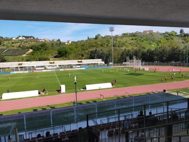 Eccellenza, Pellecchia risponde a Mariani: Chieti-L'Aquila finisce pari