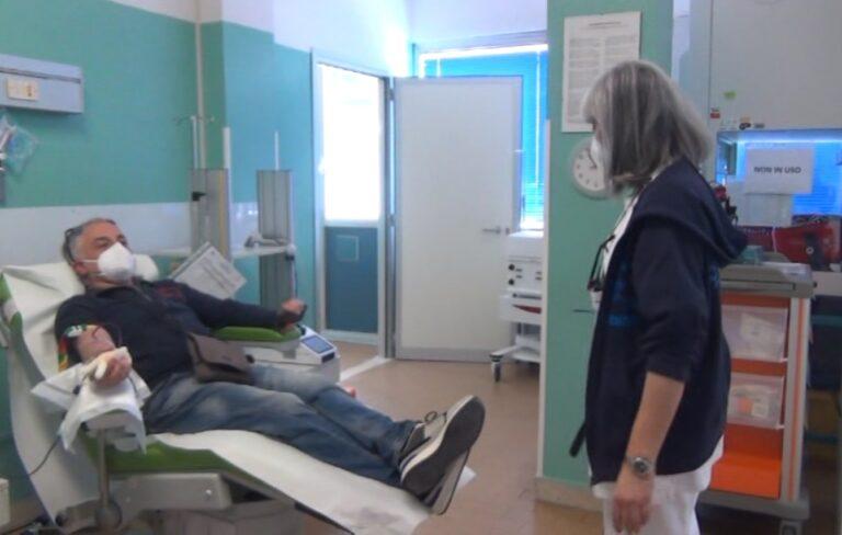 Giulianova, centro trasfusionale di eccellenza: cresce il numero dei donatori di sangue della Fidas NOSTRO SERVIZIO