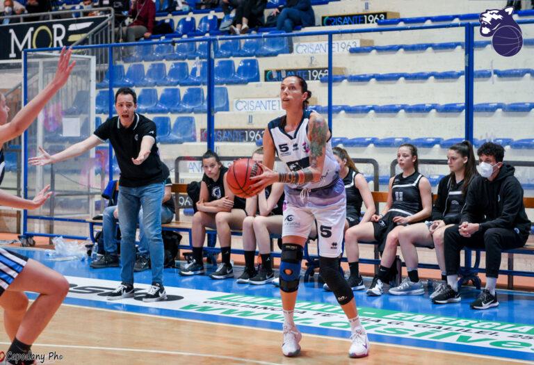 Basket, partenza a razzo per le Panthers Roseto nella seconda fase: Stella Azzurra spazzata via