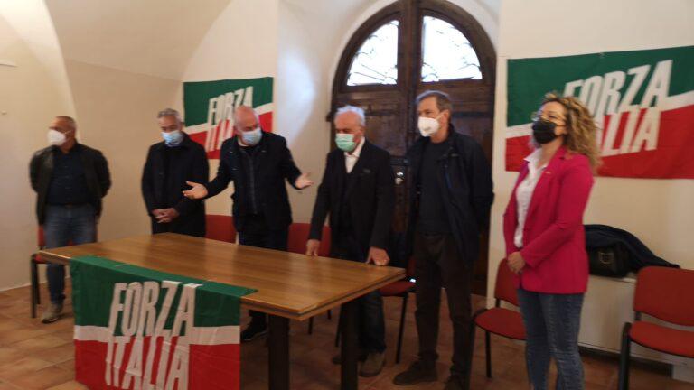 Abruzzo, prosegue la riorganizzazione territoriale di Forza Italia