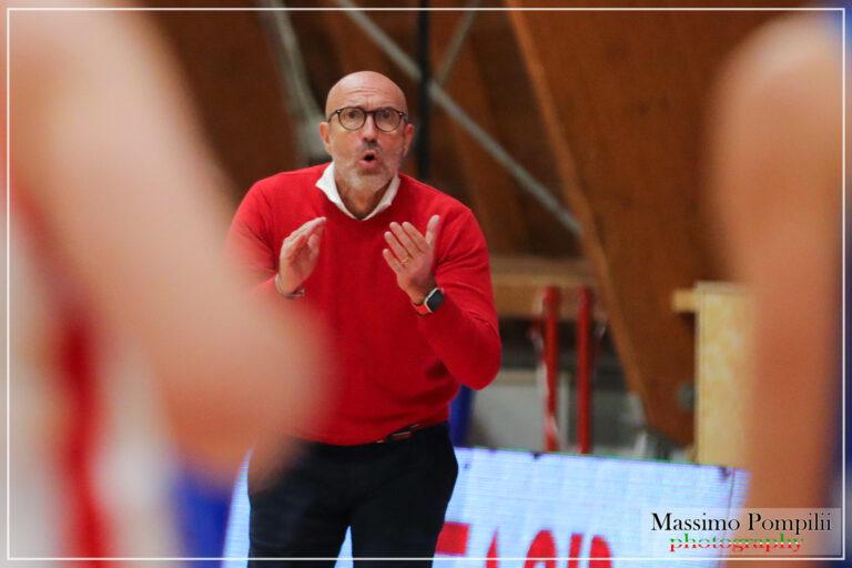 "Basket, Rennova vs Padova 63-69. Coach Salvemini: ""Bisogna reagire"""