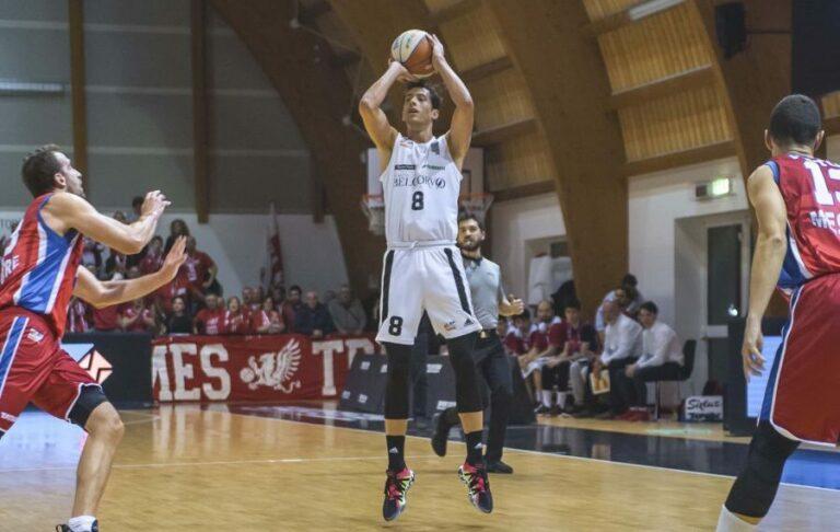Basket, San Vendemiano ha vita facile al PalaMaggetti: la Rucker passa a Roseto