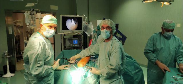 Rigenerazione tendini, intervento innovativo a Vasto