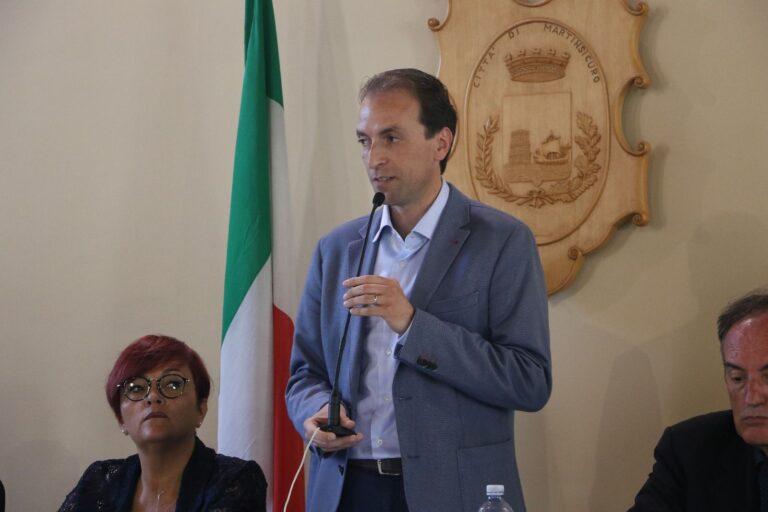 """Martinsicuro in zona rossa. Vagnoni:""""impegno per rivedere l'ordinanza regionale"""""""