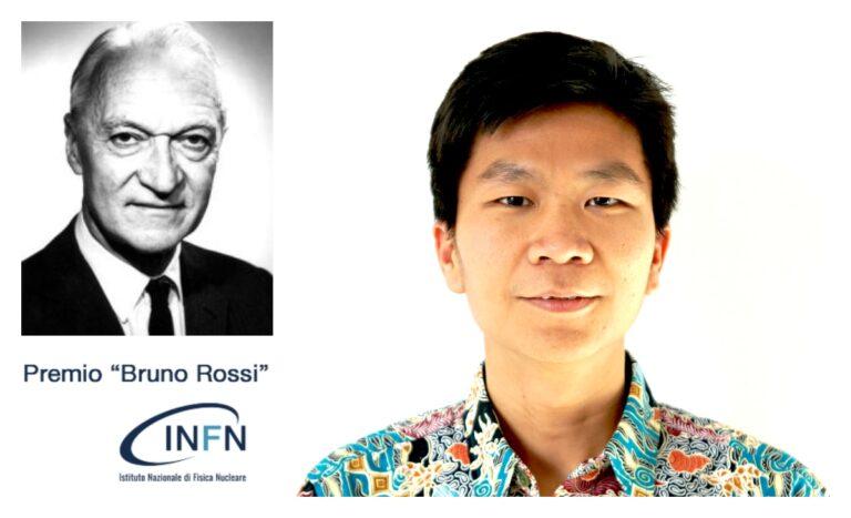 L'Aquila, Premio Bruno Rossi dell'INFN a studente indonesiano del GSSI