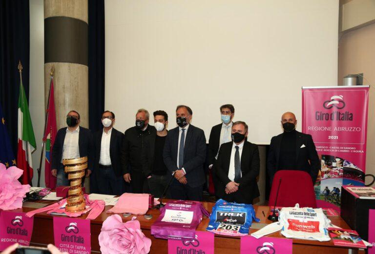 L'Abruzzo si tinge di rosa con le giornate dedicate al Giro d'Italia