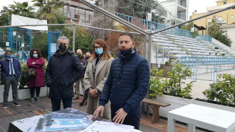 Roseto, Il Punto dona al Comune il progetto di recupero dell'Arena 4 Palme NOSTRI SERVIZI