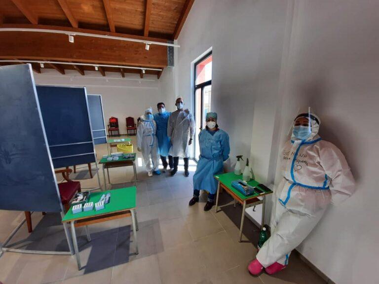 Sant'Omero, a Pasquetta lo screening scolastico con 185 adesioni ai test
