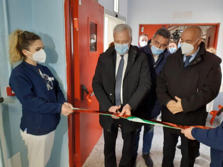 Ospedale Avezzano, inaugurati 6 posti letto di terapia sub intensiva