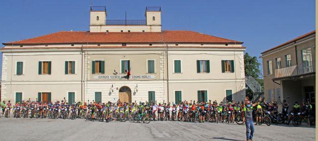 Mountain Bike, a Scerni ruote grasse all'opera al Trofeo Accademia della Ventricina