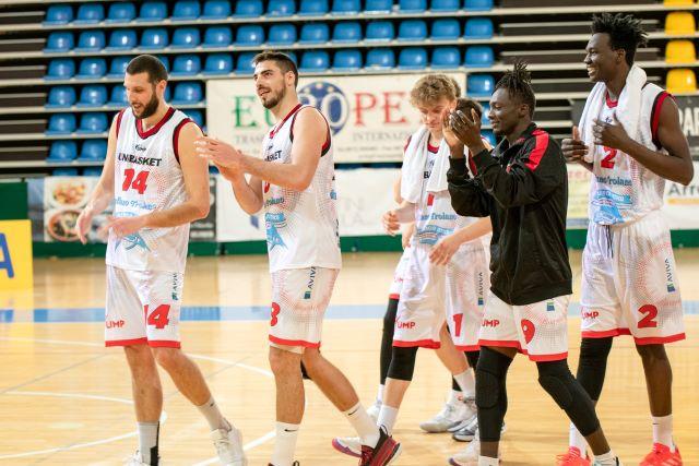 Basket, il Lanciano vuole chiudere con un sorriso il girone di andata