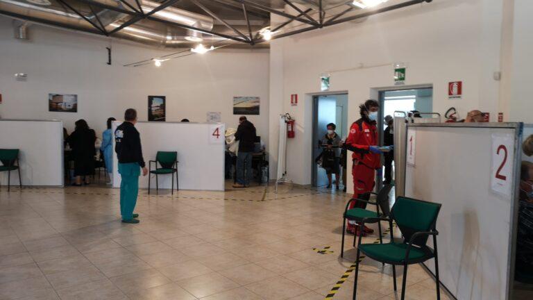 Giulianova, vaccini ai soggetti fragili residenti in città. Oggi i primi 800 NOSTRO SERVIZIO