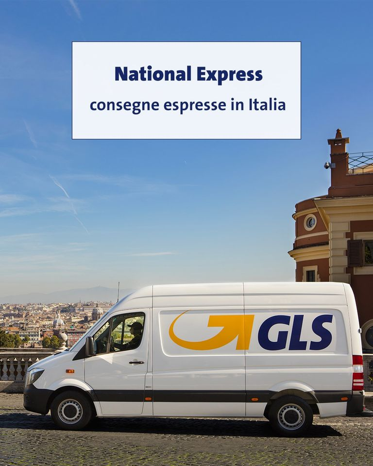 Con National Express spedire in Italia è facilissimo