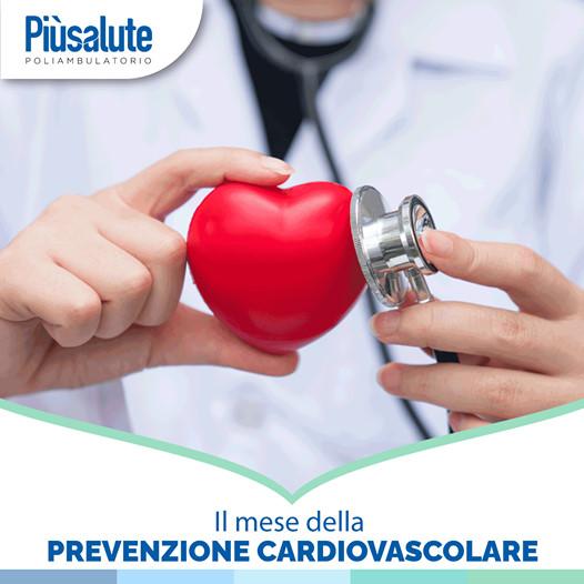 Più Salute dedica il mese di maggio alla prevenzione cardiovascolare