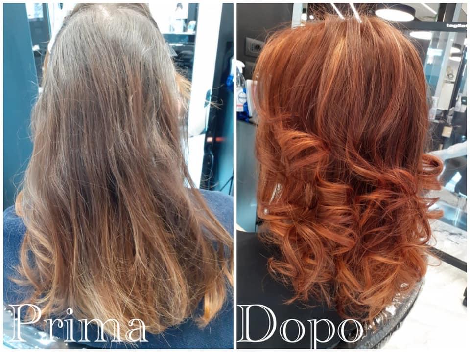 Da TAGLIATIXILSUCCESSO Express Silkening Discipling Treatment per capelli crespi