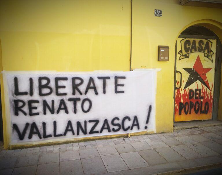 Giulianova, striscione per Renato Vallanzasca: scoppia la polemica