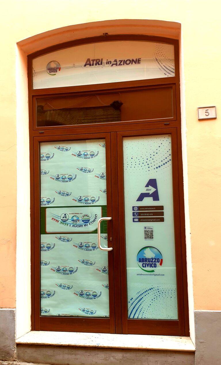 """Atri, """"manca il dialogo in città"""": Azione e Abruzzo Civico aprono le porte ai cittadini"""