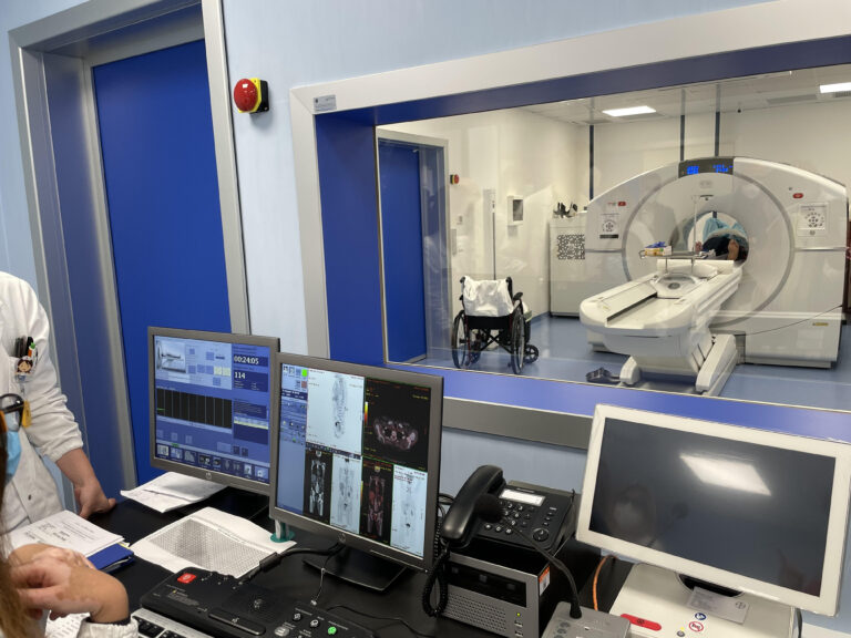 Ospedale Pescara, attiva la nuova Tac-Pet fissa