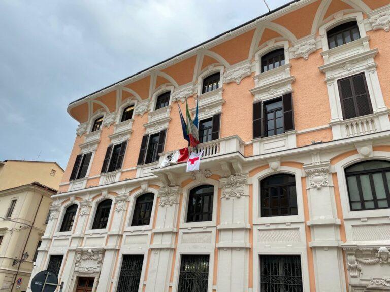 Settimana della Croce Rossa: anche il comune di Teramo ospita la bandiera