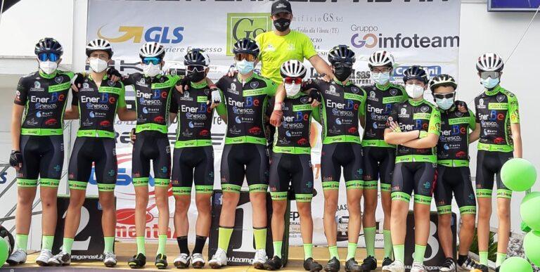 Ciclismo giovanile, mese di maggio estremamente positivo per l'Asd Moreno di Biase