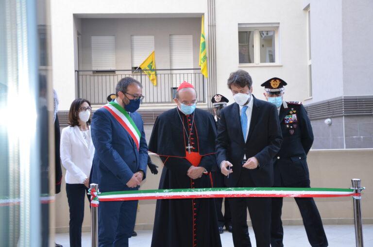 Tutela del patrimonio culturale: inaugurata la sede dei carabinieri a L'Aquila