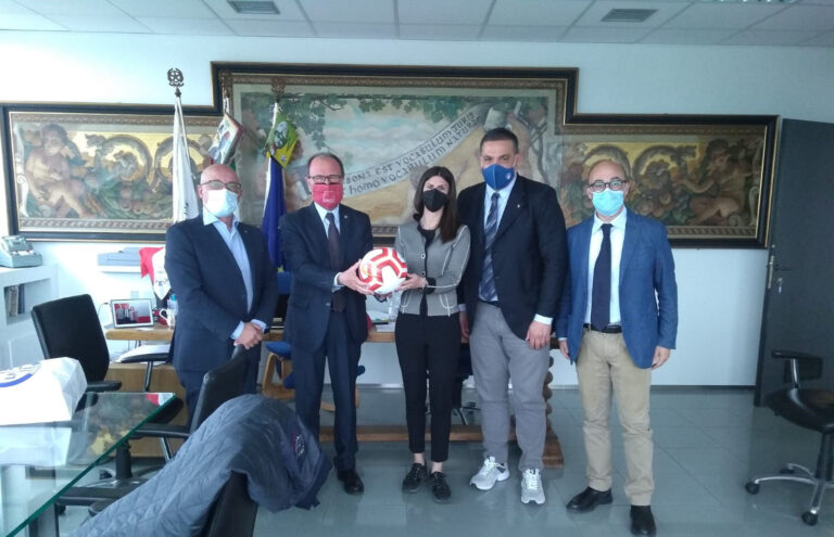 Università di Teramo, consolidato il sodalizio con la Lega Nazionale Dilettanti Abruzzo