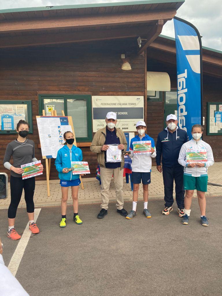 Tennis, Torneo Nazionale Giovanile: tutti i risultati