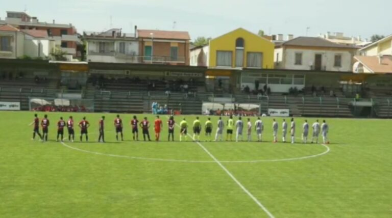Serie D, un gol di Rossetti decide Giulianova-Campobasso (0-1)
