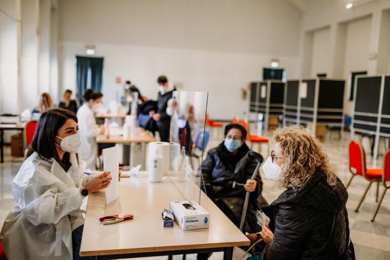 Vaccini Montesilvano: 3 giorni di open day Astrazeneca