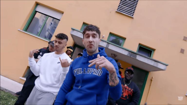 Vray: il video con Jamil del rapper che ha rischiato la vita VIDEO