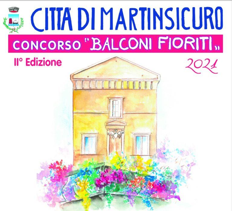 Martinsicuro, concorso balconi fioriti: domande entro il 1 giugno