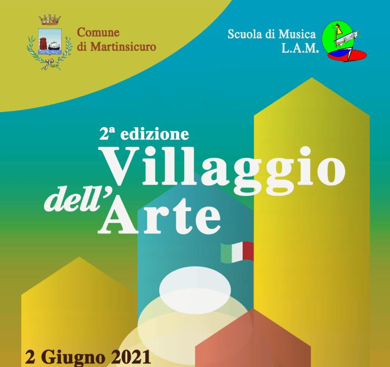 Martinsicuro, villaggio dell'arte: appuntamento in piazza Cavour