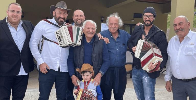 Mogol a Teramo ospite dei fratelli Scacchia