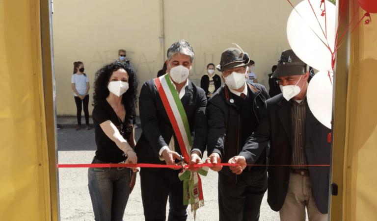 Castellalto, nuova palestra per le scuole di Castelnuovo