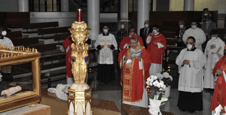 Santuario San Gabriele, ieri il Giubileo delle aggregazioni laicali FOTO