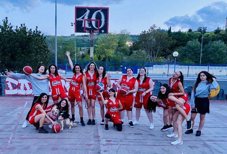 Basket, arrivano le Ladies della Teramo a Spicchi