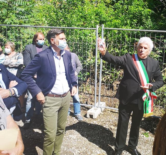 """Bolognano: """"Il ministero conferma la demolizione di Moligean"""""""
