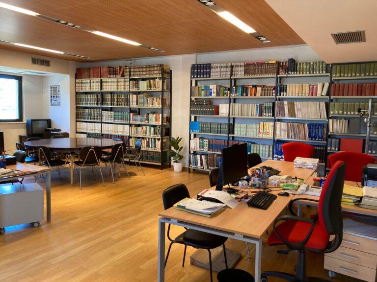 Giulianova, riapre la Biblioteca dell'Agenzia di Promozione Culturale della Regione